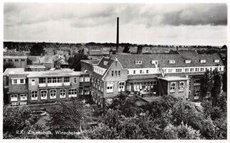 Ansichtkaart Winschoten R.K. Ziekenhuis 1956 HC13212