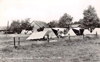 Ansichtkaart Winterswijk Kampeerboerderij Italiaanse Meren Kotten Camping 1959 HC13221