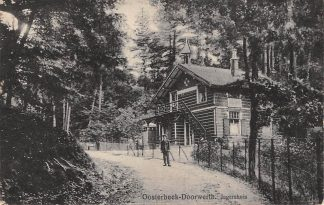 Ansichtkaart Oosterbeek - Doorwerth Jagershuis 1918 HC13223