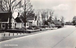 Ansichtkaart Arum Sytsemaweg 1961 Friesland HC13234