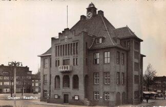 Ansichtkaart Geleen Raadhuis HC13237