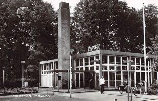 Ansichtkaart Driebergen Postkantoor Buzziburglaan 1969 HC13268