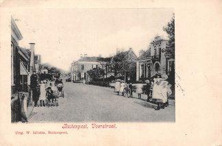 Ansichtkaart Buitenpost Voorstraat 1906 Achtkarspelen HC13270