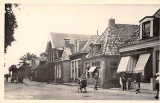 Ansichtkaart Arum Hoofdstraat 1948 HC13271
