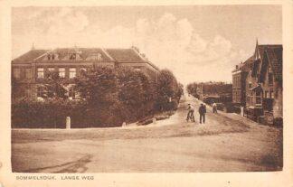 Ansichtkaart Sommelsdijk Lange weg Goeree-Overflakkee HC13282