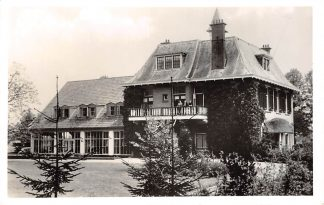 Ansichtkaart Epe A.B.T.K. Huis De Waayenberg Zijaanzicht 1957 HC13292