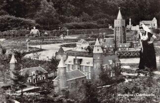 Ansichtkaart Middelburg Miniatuur Walcheren Westhove Oostkapelle HC13305