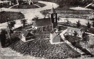 Ansichtkaart Middelburg Miniatuur Walcheren Biggekerke HC13310