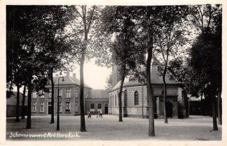 Ansichtkaart Schoonrewoerd Fotokaart Van der List Ned. Hervormde Kerk 1934 HC13318