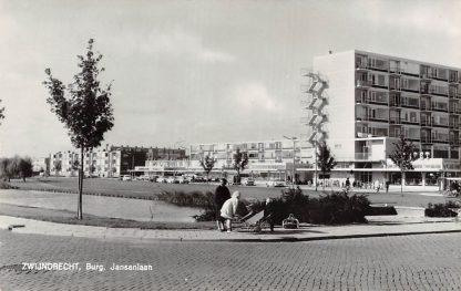 Ansichtkaart Zwijndrecht Burg. Jansenlaan HC13321