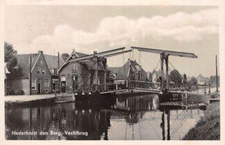 Ansichtkaart Nederhorst den Berg Vechtbrug 1943 HC13327