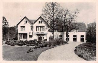 Ansichtkaart Huis ter Heide Gereformeerde Jeugdcentrum De Witte Hei 1955 Zeist HC13332