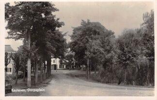 Ansichtkaart Kesteren Dorpsplein 1939 Betuwe HC13343