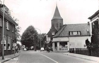 Ansichtkaart Zelhem Markt 1963 Bronckhorst HC13346