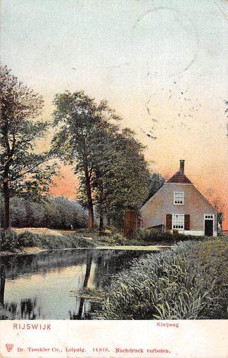 Ansichtkaart Rijswijk (ZH) Kleijberg 1904 HC13555