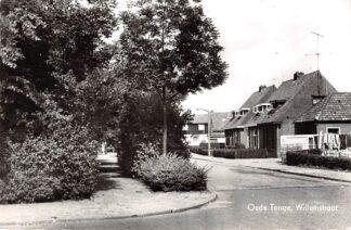 Ansichtkaart Oude Tonge Willemstraat HC13561
