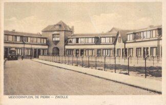 Ansichtkaart Zwolle Meidoornplein De Pierik HC13562