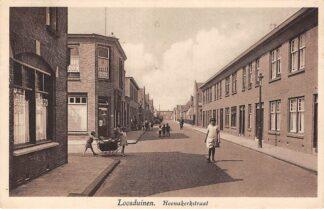 Ansichtkaart Loosduinen Heemskerkstraat Den Haag HC13598