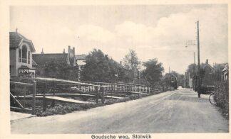 Ansichtkaart Stolwijk Goudscheweg Krimpenerwaard HC13621