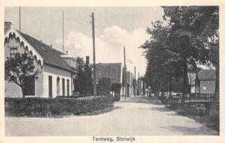 Ansichtkaart Stolwijk Tentweg Krimpenerwaard HC13622