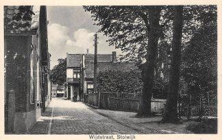 Ansichtkaart Stolwijk Wijdstraat Krimpenerwaard HC13623