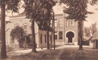 Ansichtkaart Stolwijk Openbare School Krimpenerwaard HC13624