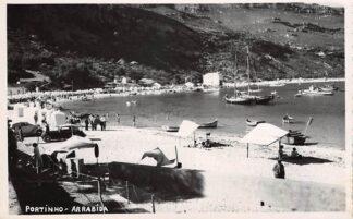 Ansichtkaart Portugal Portinho Arrabida Fotokaart Setubal 1952 Europa HC13638