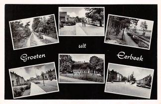 Ansichtkaart Eerbeek Groeten uit 1963 Brummen HC13653