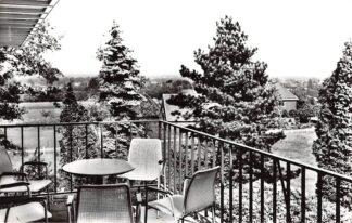 Ansichtkaart Ootmarsum P.T.T. Vakantieoord De Kuiperberg Balkon Leeszaal HC13660