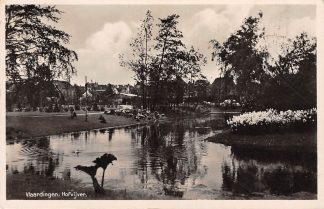 Ansichtkaart Vlaardingen Hofvijver 1937 HC13667