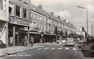 Ansichtkaart Emmeloord Lange Nering 1958 Auto HC13795