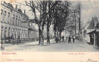 Ansichtkaart Leeuwarden Achter de Hoven 1905 HC13829