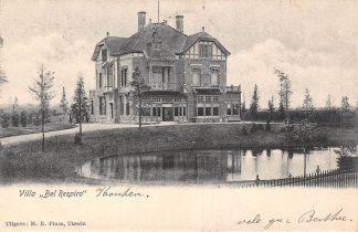 Ansichtkaart Houten Villa Bel Respiro 1904 HC13830