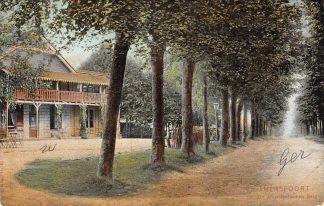 Ansichtkaart Amersfoort Op den Amersfoortschen Berg 1906 HC13836