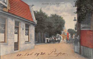 Ansichtkaart Sloten (NH) Dorpstraat Amsterdam HC13895
