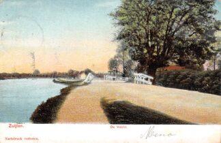 Ansichtkaart Zuijlen Zuilen De Vecht 1904 Utrecht Maarssen HC13901