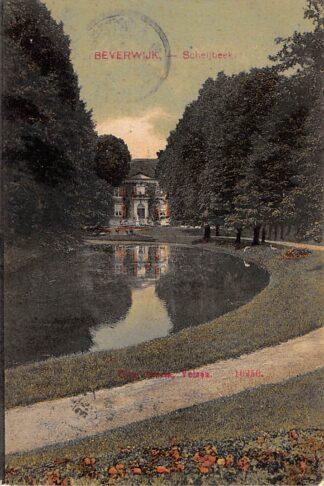 Ansichtkaart Beverwijk Scheijbeek 1907 HC13913