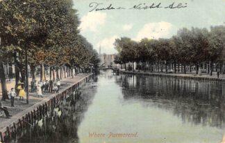 Ansichtkaart Purmerend Where 1908 HC13936