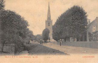 Ansichtkaart Lexmond Leksmond Van Nooten No. 413 HC13948