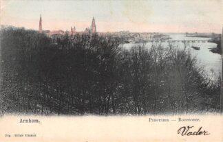 Ansichtkaart Arnhem Panorama Bovenover HC13959