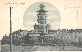 Ansichtkaart Bussum Paviljoen Larenberg 1901 HC13973