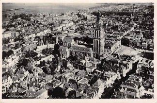 Ansichtkaart Groningen Panorama HC14022