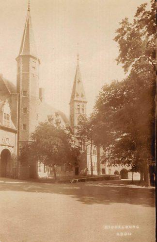 Ansichtkaart Middelburg Abdij Type fotokaart HC14040