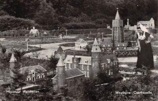 Ansichtkaart Middelburg Miniatuur Walcheren Westhove - Oostkapelle Klederdracht HC14047
