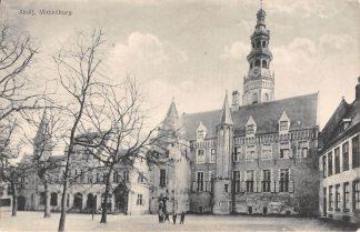 Ansichtkaart Middelburg Abdij HC14072