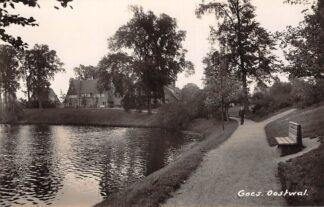 Ansichtkaart Goes Oostwal Fotokaart HC14085