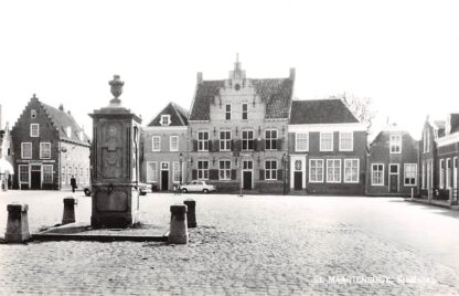 Ansichtkaart Sint Maartensdijk Stadhuis 1979 Tholen HC14096