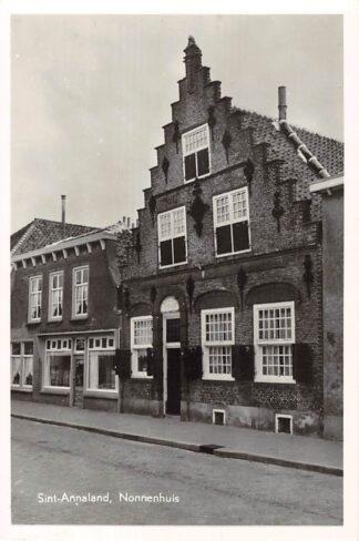 Ansichtkaart Sint-Annaland Nonnenhuis Tholen HC14101