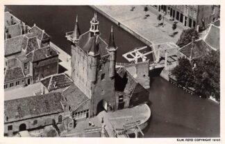 Ansichtkaart Zierikzee Stadspoort KLM Luchtfoto 16165 HC14123