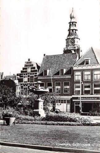 Ansichtkaart Vlissingen Bellamy kerk 1964 HC14156